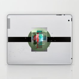 As Fast As They Came Laptop & iPad Skin