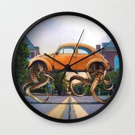 Mean Machine Wall Clock