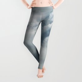 A Power Greater Than Ourselves (Majestic Clouds) Leggings
