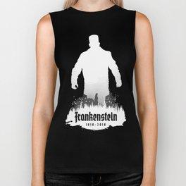 Frankenstein 1818-2018 - 200th Anniversary INV Biker Tank