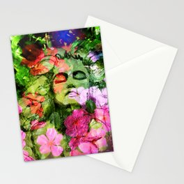 New Earth Rising Stationery Cards