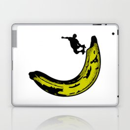 Banana Pipeline Skateboarder Laptop & iPad Skin