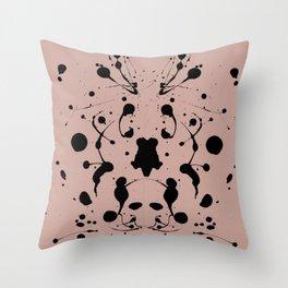 Boudoir Throw Pillow