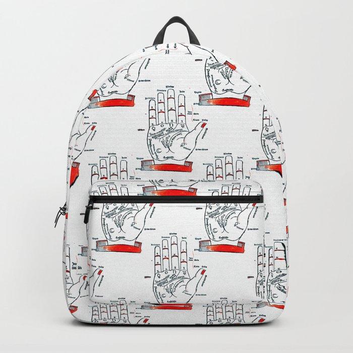 Palmistry Backpack