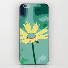 Wildflower Tickseed Coreopsis iPhone Skin