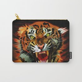 Tiger Roar Carry-All Pouch