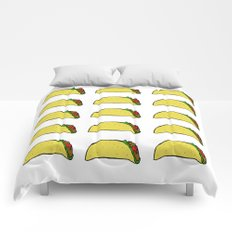 Taco Party Comforters