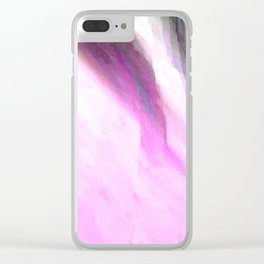 september gurl Clear iPhone Case
