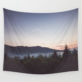 Night is coming Wall Tapestry