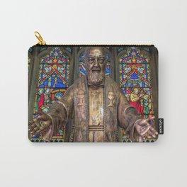 Saint Pio Carry-All Pouch