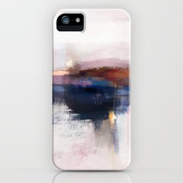 evening star iPhone Case