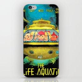 Earth Aquatic iPhone Skin