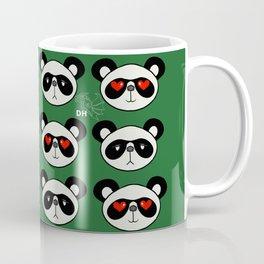 Pan Pan Couple Coffee Mug