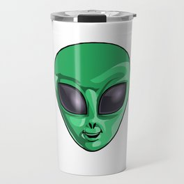 Allergic To Humans Funny UFO Extraterrestrial Space Travel Mug