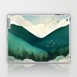 Emerald Hills Laptop & iPad Skin