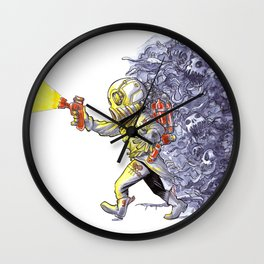 Candy-Trooper, Out of the Dark Wall Clock