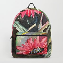 Flowers and nature Backpack