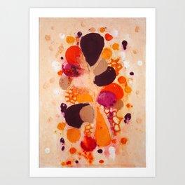 Vulenrability of funiculus cornucopia Art Print