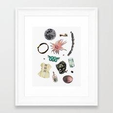 ACQUISITION Framed Art Print