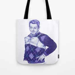 The Manzier Tote Bag
