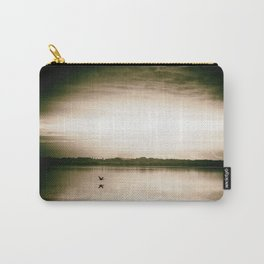 Sunset in camera obscur (2) Carry-All Pouch