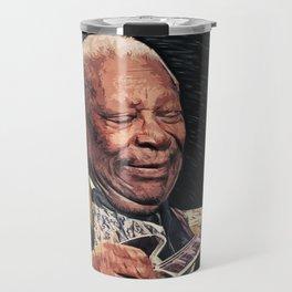 B.B. King Travel Mug