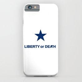 Troutman Flag of Georgia Battalion iPhone Case