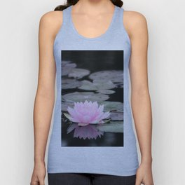 The Lily Pad Unisex Tank Top
