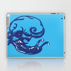 Slug skull Laptop & iPad Skin