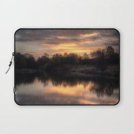 Chasewater Sunrise Laptop Sleeve