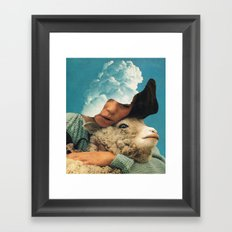 untitled fi Framed Art Print