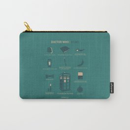 Doctor Who | Items Carry-All Pouch
