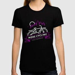 More Cycling T-shirt