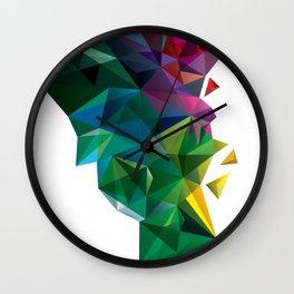 Autumn Equinox 2010 Wall Clock