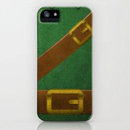 Video Game Poster: Adventurer iPhone Case