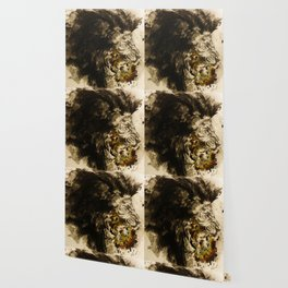 Lion's Den Wallpaper