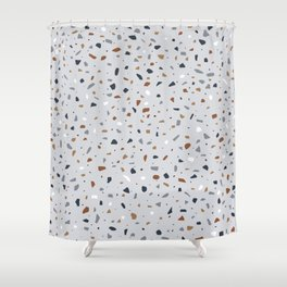 Terrazzo AFE_T2019_S3_12 Shower Curtain
