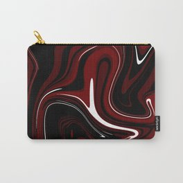 ABSTRACT LIQUIDS X Carry-All Pouch