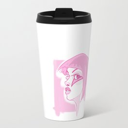 Bowie's Girl Travel Mug