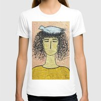 bride T-shirts featuring bride by Norah Al-Owain