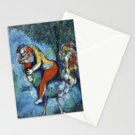 Marc Chagall rooster Stationery Cards
