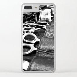 the kit Clear iPhone Case
