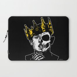King Kendrick by zombieCraig Laptop Sleeve