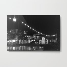 Lake Merritt, Oakland Metal Print