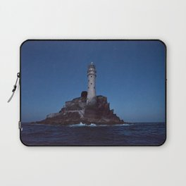 (RR 293) Fastnet Rock Lighthouse - Ireland Laptop Sleeve