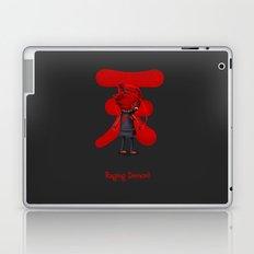 Raging Demon Laptop & iPad Skin