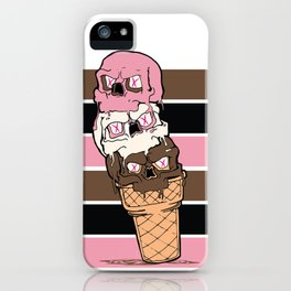 Sweet Death iPhone Case