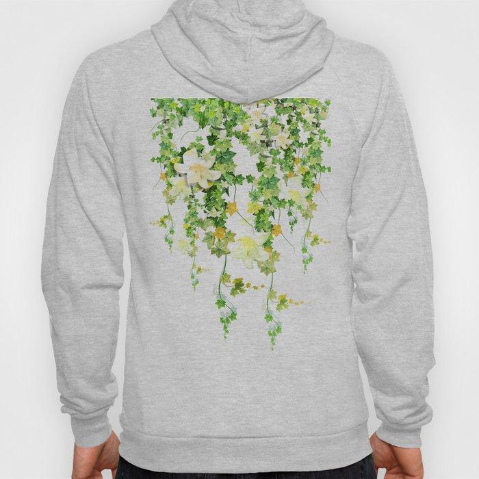 Watercolor Ivy Hoodie