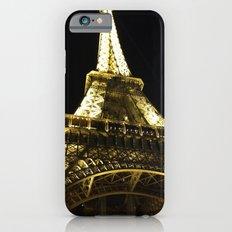 Tour Eiffel By Night iPhone 6s Slim Case