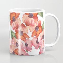 Flowers illustration Coffee Mug